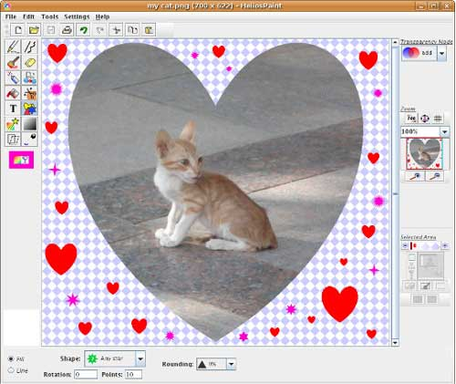 program de editat imagini