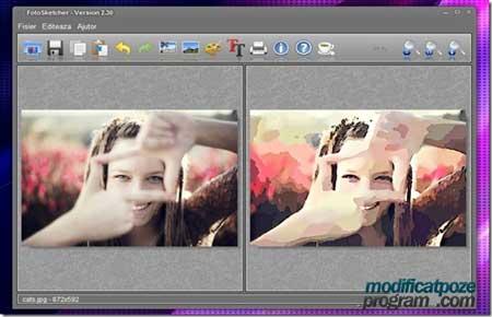 program de modificat poze