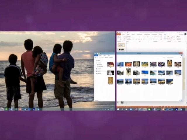 windows 10 multi monitor
