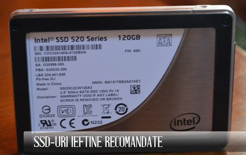 SSD ieftin si bun