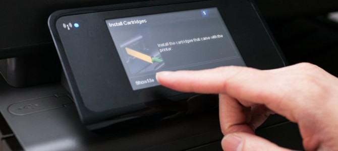 Imprimante: La cât timp schimbați cartușul?