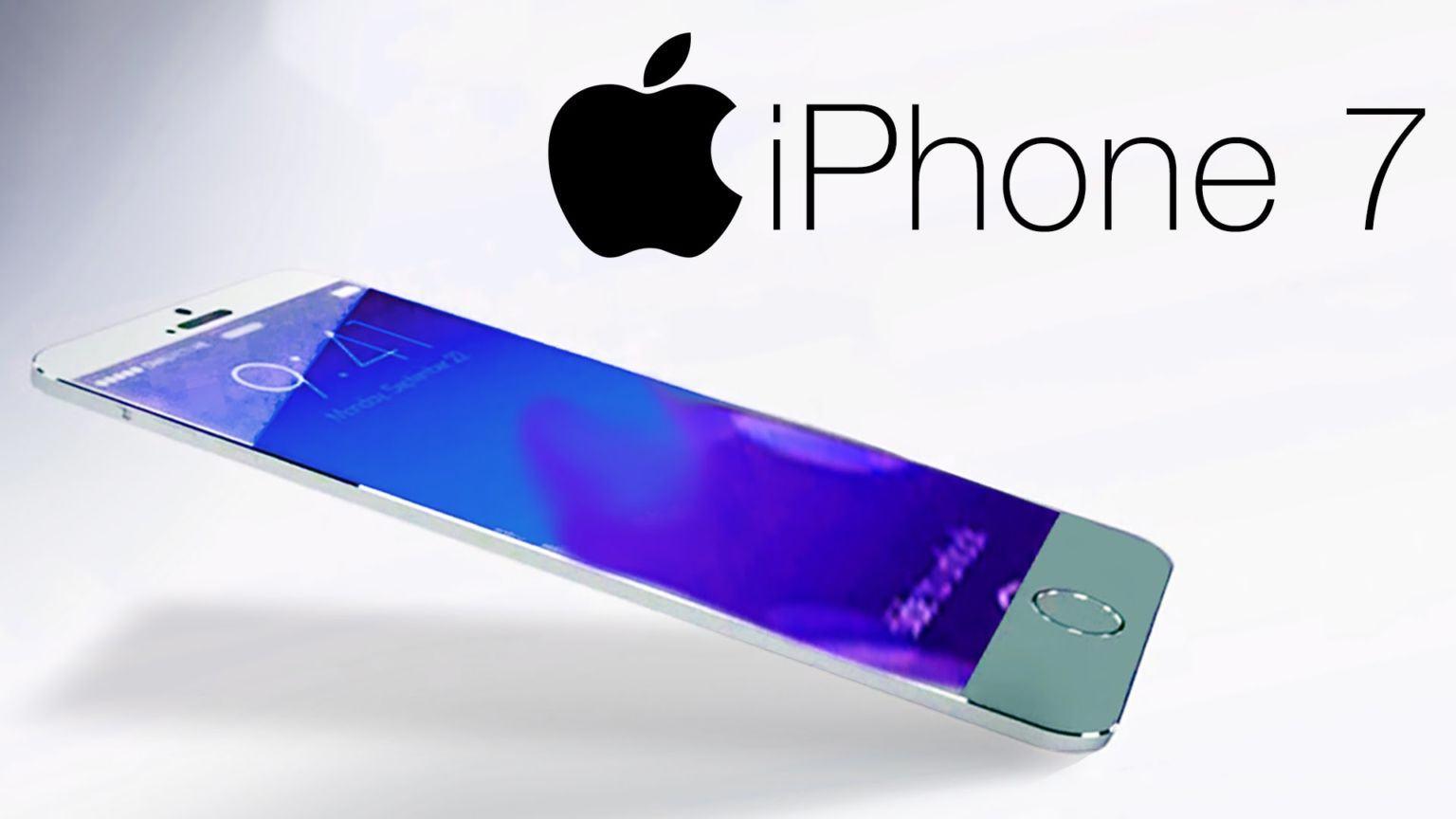 iPhone 7 – ultimele scurgeri