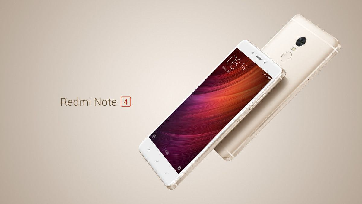 Xiaomi Redmi Note 4 nu va fi lansat in India