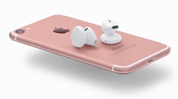 Cum functioneaza castile de la iPhone 7