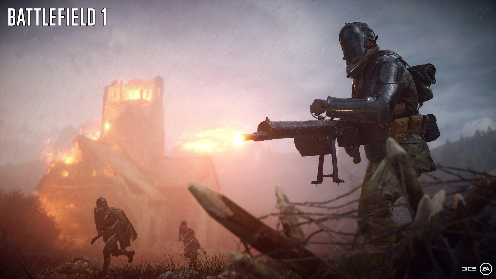Specificatiile pentru Battlefield 1 au fost dezvaluite
