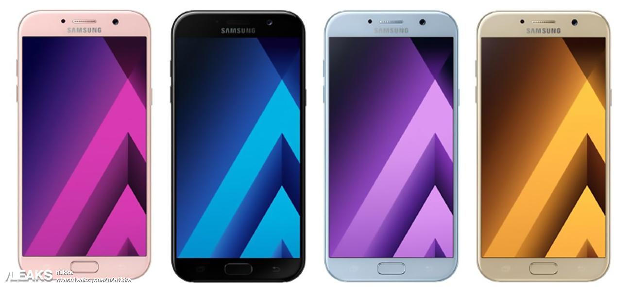 Comparație între Samsung A3(2016) și Samsung A3(2017)